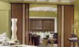 Panels on Sliding Glass Doors